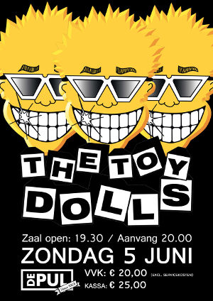 De Pul - The Toy Dolls