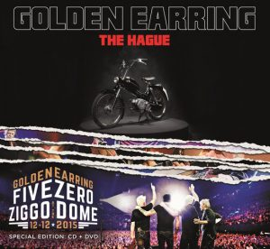 GoldenEarring DVD FiveZero