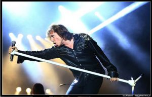 Europe, Joey Tempest, Retropop, Emmen