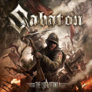 cover sabaton the last stand