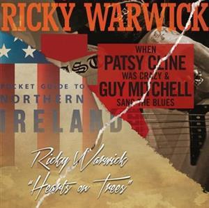 Ricky Warwick cover