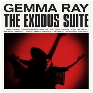 Gemma Ray - The Exodus Suite cover