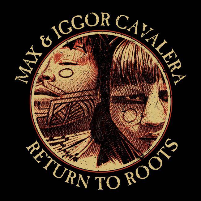 Max & Igor Cavalera - Return To Roots op 20-11 in 013