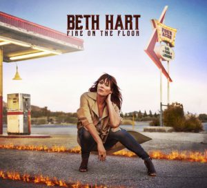 cover Beth Hart Fire on the floor