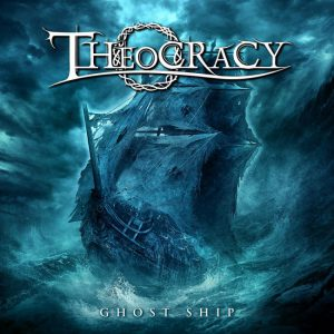 cover Theocracy Ghost Ship