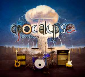 The Apocalypse Blues Revue - The Apocalypse Blues Revue cover