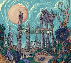 cover aephanemer memento mori