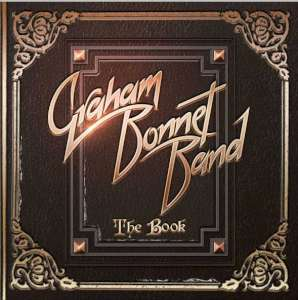 Graham Bonnet Band - The Book cover