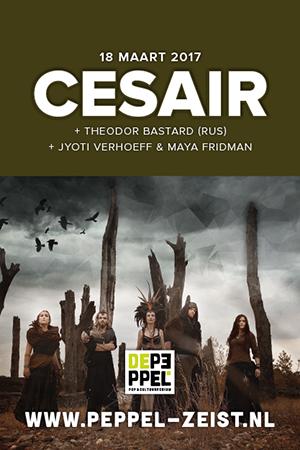 Cesair - Peppel