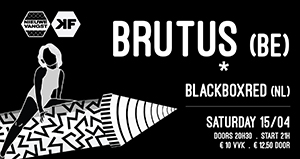 Brutus & BlackboxRed