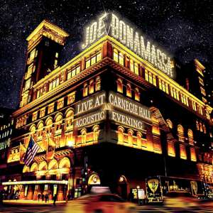 Joe Bonamassa - Live At Carnegie Hall: An Acoustic Evening cover