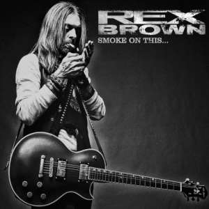 Rex Brown - Smoke On This... cover