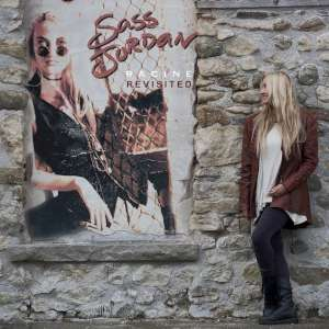 Sass Jordan - Racine Revisited cover