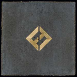 Foo Fighters - Concrete And Gold cover