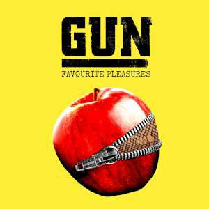 Gun - Favourite Pleasures cover