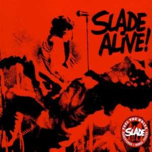 Slade - Slade Alive! cover