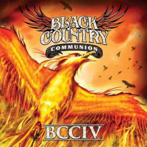 Black Country Communion - BCCIV cover