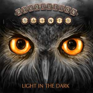 Revolution Saints - Light In The Dark cover