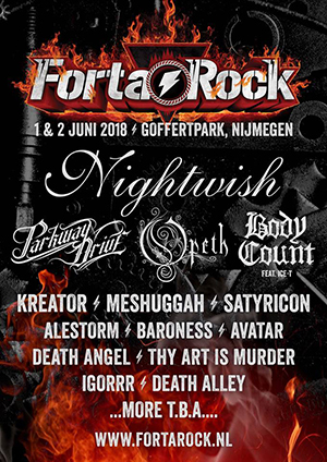 Fortarock 2018