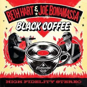 Beth Hart & Joe Bonamassa - Black Coffee cover