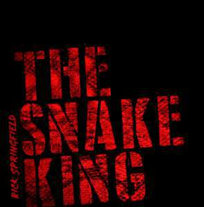 Rick Springfield - The Snake King cover