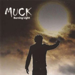 Muck - Burning Light cover