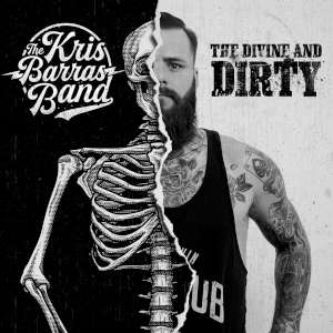The Kris Barras Band - The Divine And Dirty cover