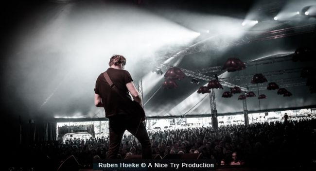 Ruben Hoeke Band (foto (c) A Nice Try Production)