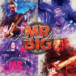 Mr Big - Live From Milan cover
