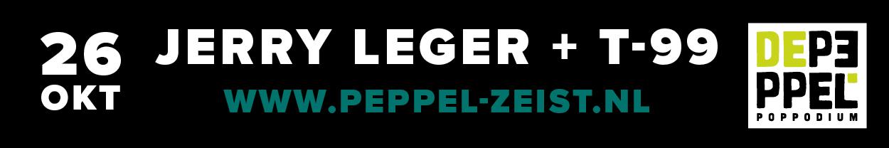 Jerry Leger - liggend