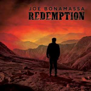 Joe Bonamassa - Redemption cover