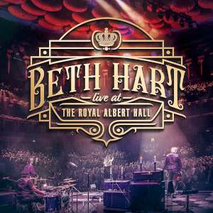 Beth Hart – Live At The Royal Albert Hall cover