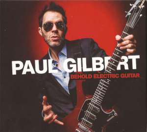 Paul Gilbert - Behold Electric Guitar cover
