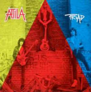 Attila - Triad cover