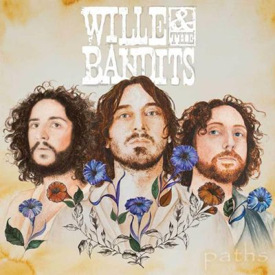 Wille & The Bandits - Paths cover