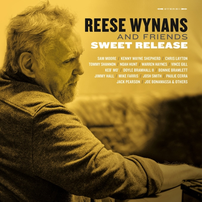 Reese Wynans And Friends - Sweet Release cover