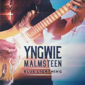 Yngwie Malmsteen - Blue Lightning cover