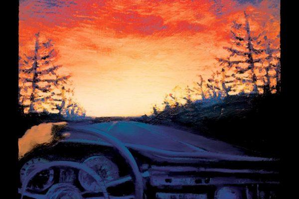Matt Andersen - Halfway Home By Morning cover