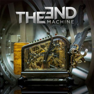 The End Machine - The End Machine cover