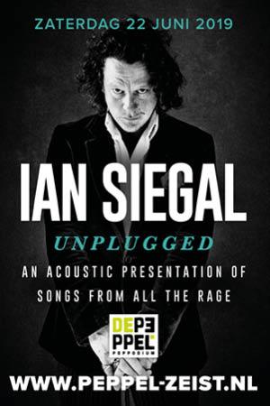 Peppel - Ian Siegal