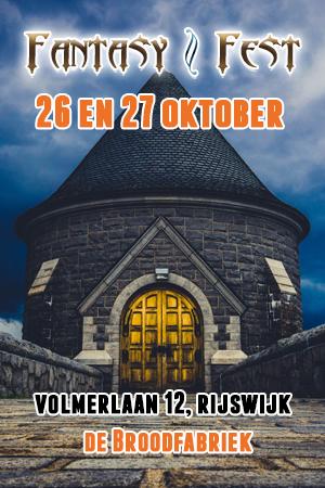 Fantasyfest - staand