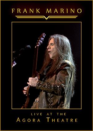Frank Marino - Live At The Agora cover
