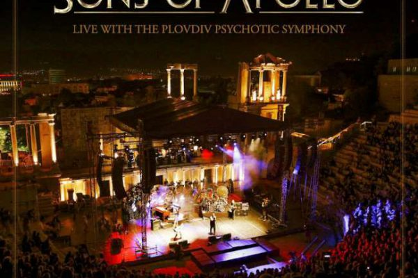 Sons Of Apollo - Live With The Plovdiv Psychotic Symphony cover