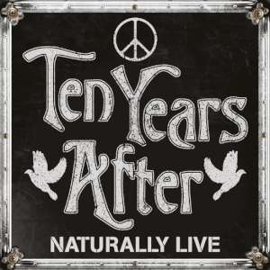 Ten Years After - Naturally Live cover