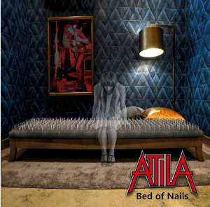Attila - Bed Of Nails EP cover