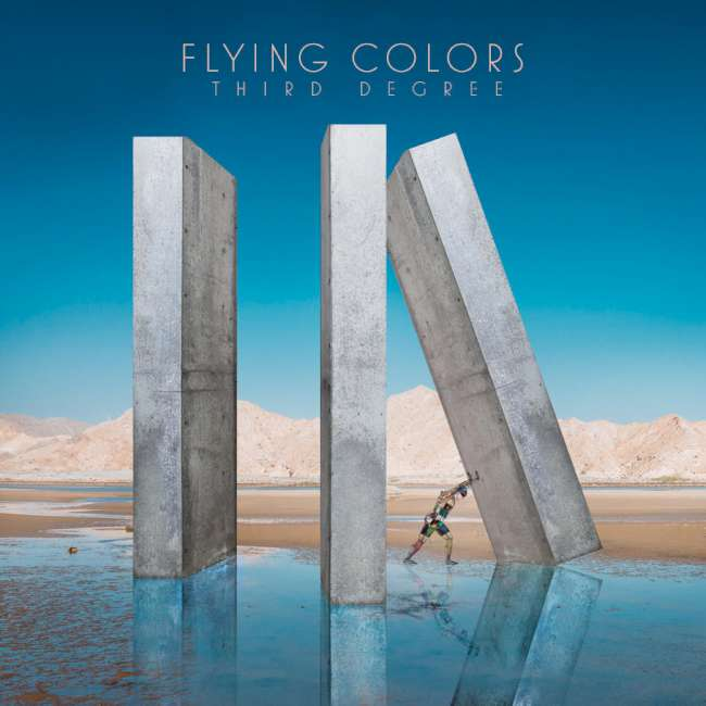 Flying Colors - Third Degree cover