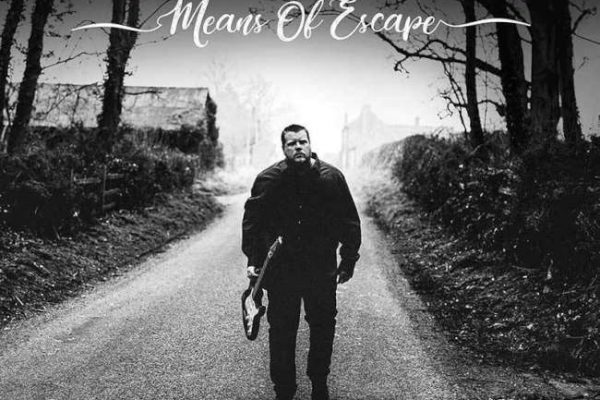 Danny Bryant - Means Of Escape cover