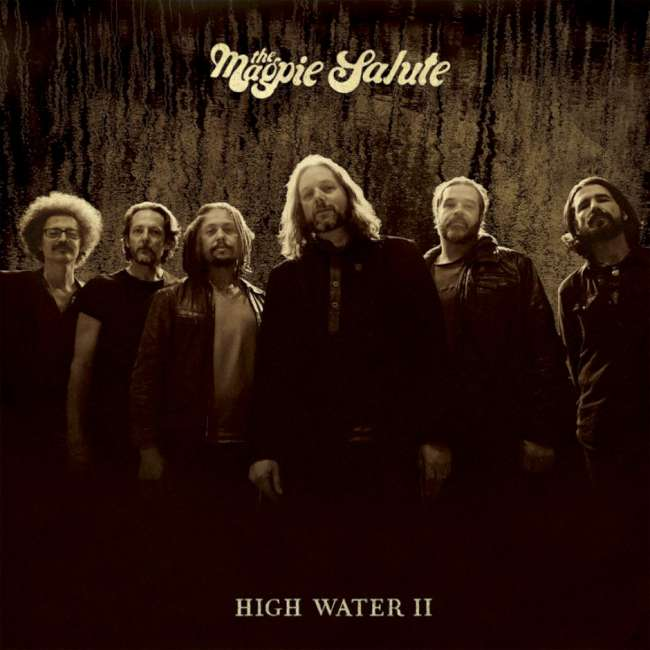 The Magpie Salute - High Water II cover