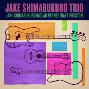 Jake Shimabukuro - Trio cover