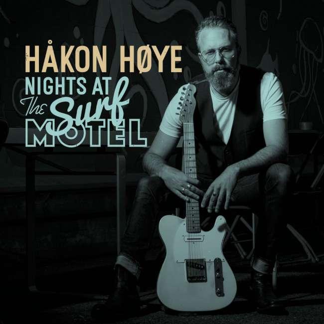 Håkon Høye – Nights At The Surf Motel cover